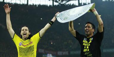 Dortmund zum achten Mal Meister