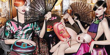 Louis Vuitton Kampagne