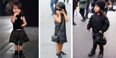 Aila Wang: Die jüngste Fashionista der Welt