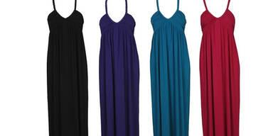 Die schönsten Maxi-Kleider für den Sommer