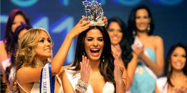 Wer wird Miss Universe?