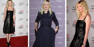Kirsten Dunst trägt nur noch Schwarz
