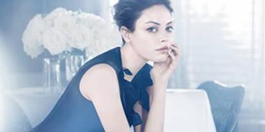 Mila Kunis ist neues Gesicht für Edel-Marke Dior