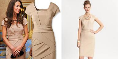 Banana Republic designte Kate-Kleid nach