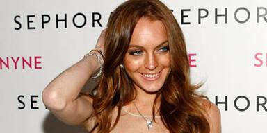 Lohan hat Bräunungs-Rechnung über $40.000 offen