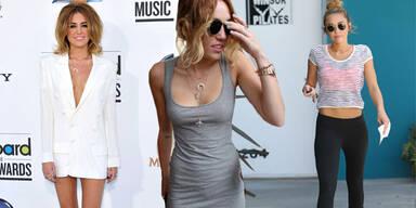 Miley Cyrus: Nur noch 48 Kg