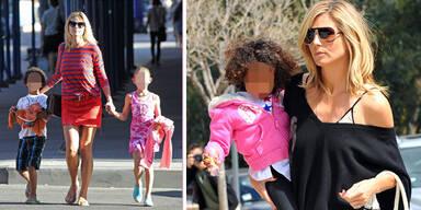 """Heidi: """"Meine Kinder müssen immer cool aussehen"""""""