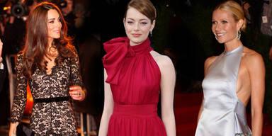 Die Best Dressed 2012
