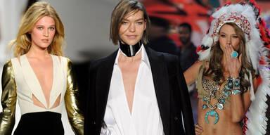 Vogue kürt die Top-Models 2012