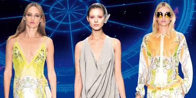 Mode-Trends der 12 Sternzeichen
