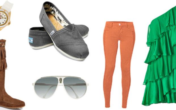 Sommer-Trends 2012