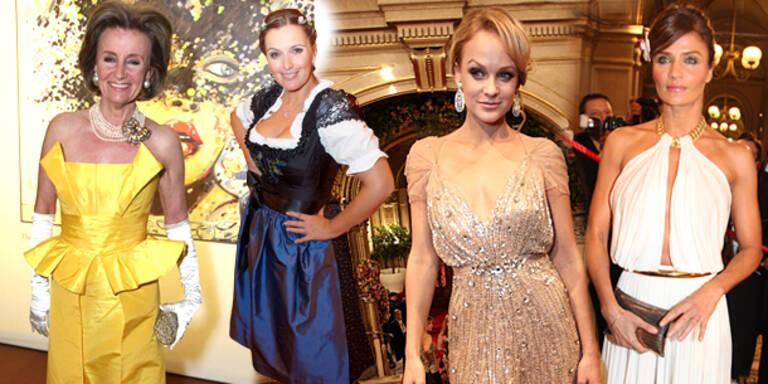 Die Top 20 Ball-Königinnen