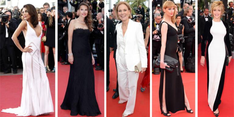 Schwarz-Weiß überzeugt in Cannes