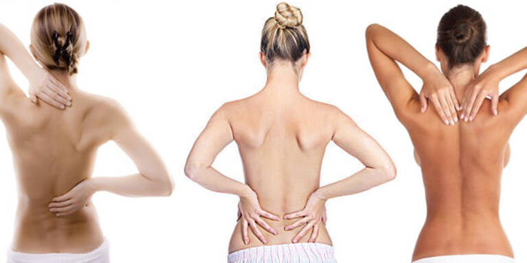 Die Top 10 Hausmittel gegen Kreuzschmerzen