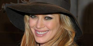 Hilary Duff mit Hut