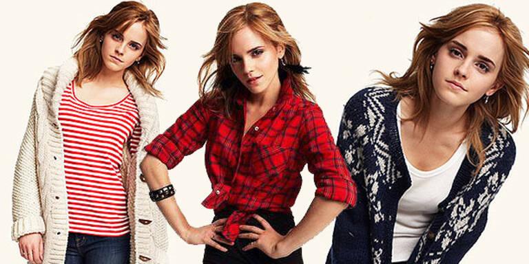 Emma Watson kreiert Mode für 'People Tree'