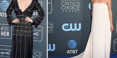 Kaley Cuoco, Lady Gaga, Julia Roberts