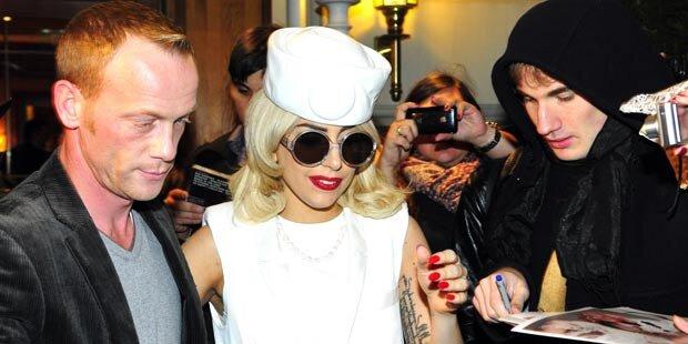 Lady Gaga: So kam sie nach Wien