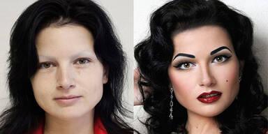 So verändert Make-Up