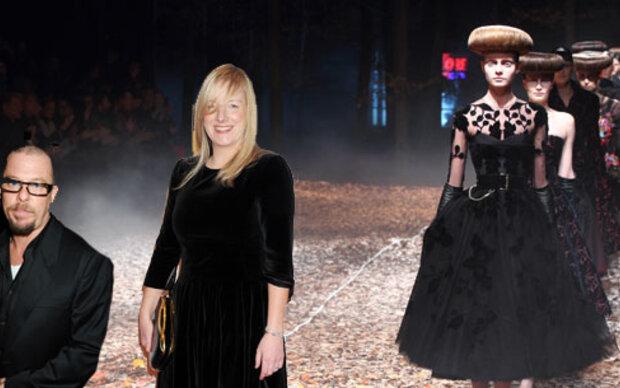 McQueen-Show ein Hit dank Sarah Burton