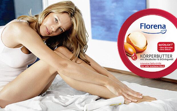 Natürliche Pflege für zarte Haut!