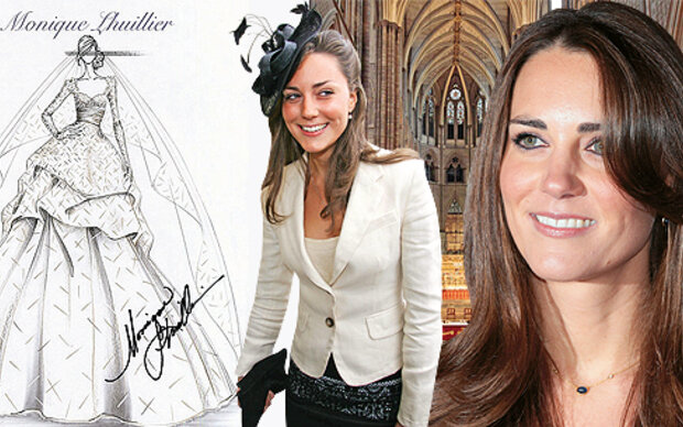 Kate Middletons Designer