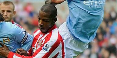 Sunderland-Spieler festgenommen