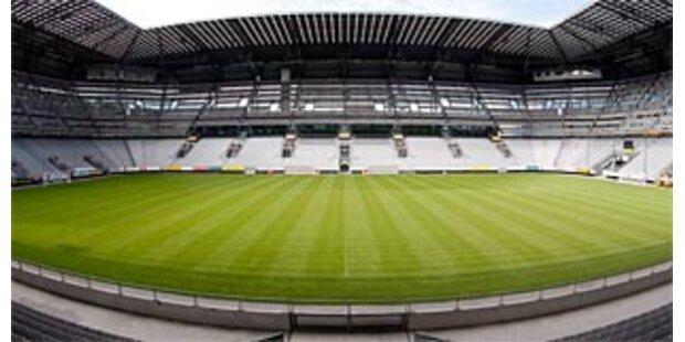Innsbruck und St. Pölten trennen sich 0:0
