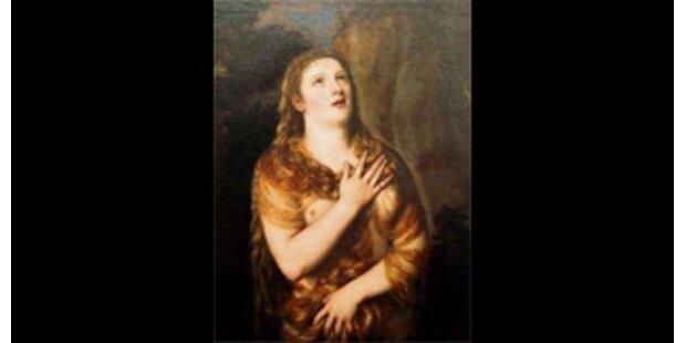 Tizian-Gemälde in Mailand entdeckt