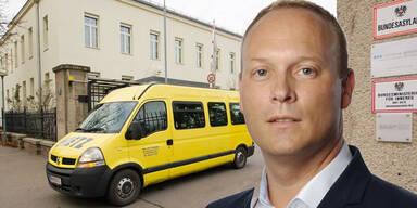 """Höhlenmensch"" Höbart bleibt im Amt"