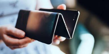 Neues TCL-Falt-Smartphone mit Riesen-Display