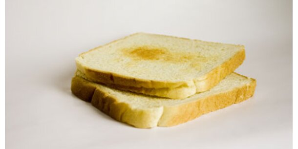 Toastbrot: Probleme mit Schimmelbefall