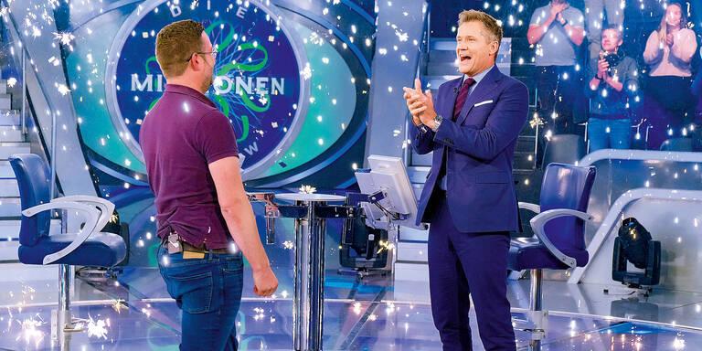 Oberösterreicher knackt Jackpot bei Millionenshow