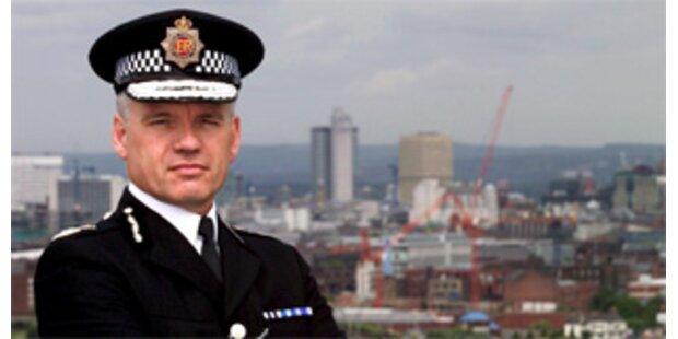 Britischer Super-Polizist stirbt mysteriösen Tod