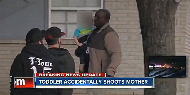 3-Jähriger tötet seine Mutter