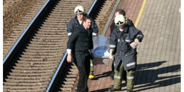 Zwei Opfer in nur drei Tagen am Bahnsteig