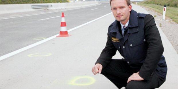 Todeskrimi um Prostituierte auf Autobahn