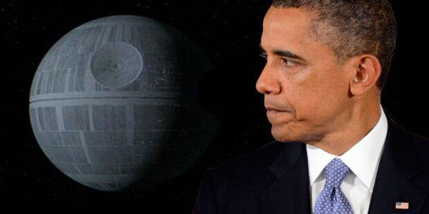 Obama lässt keinen Todesstern bauen