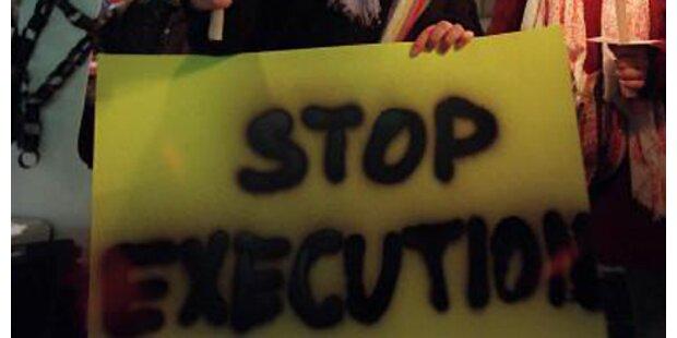 Todesstrafe weltweit auf dem Rückzug