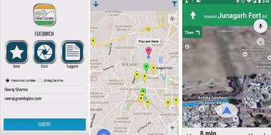 App hilft bei der Toilettensuche
