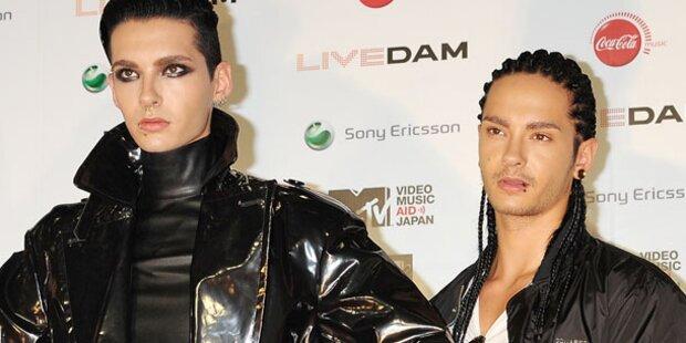 Tokio Hotel: 500.000 Euro Gage für DSDS