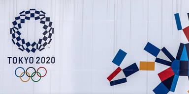 Die Jahreszahl 2020 wird bei einer Olympia-Verschiebung auf 2021 nicht geändert