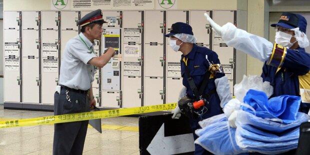Leiche nach Wochen in Koffer entdeckt