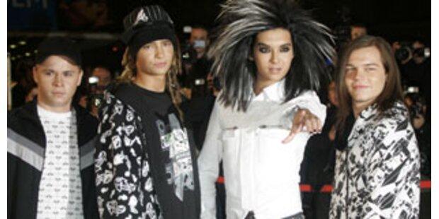 US-Teenies lernen Deutsch für Tokio Hotel