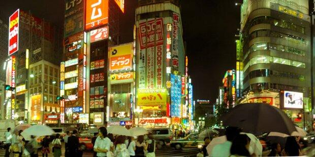 Tokio ist teuerste Stadt der Welt