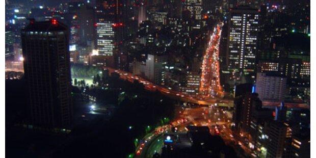 Tokio ist Gourmet-Hauptstadt