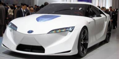 Die Top-Boliden der Automesse