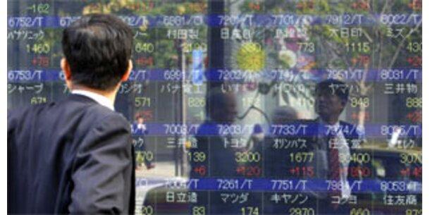 Japans Wirtschaft in der Rezession