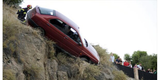 Spanier überlebten Horror-Crash