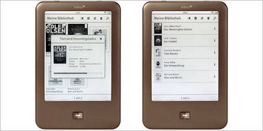 E-Book-Reader: Neue Konkurrenz für Amazon